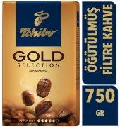 TCHİBO GOLD SELECTİON Öğütülmüş FİLTRE KAHVE 750 GR (3X250GR)