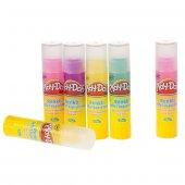 Play Doh Transparan Renkli Stick Yapıştırıcı 21...