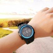 Skmei 1251 Su Geçirmez Sporcu Erkek Kol Saati Dijital Işıklı Saat-8