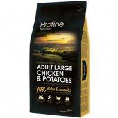 Profine Adult Large Tavuk Etli Köpek Maması 15 Kg
