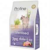 Profine Adult Sterilised Kısırlaştırılmış Tavuk Etli Yetişkin Kedi Maması 10 Kg