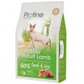 Profine Indoor Adult Lamb Kuzu Etli Evde Yaşayan Kedi Maması 10 Kg