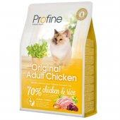 Profine Adult Chicken Doğal Tavuk Etli Kedi Maması 2 Kg