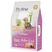 Profine Kitten Doğal Tavuk Etli Yavru Kedi Maması 10 Kg