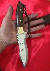 Yatağan Avcı Bıçağı 27 Cm Kambur Modeli