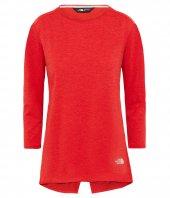 The North Face W Inlux Sleeve Top Kadın Tişört