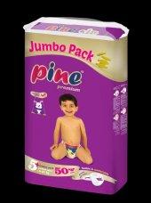 Pine Premium 5+ Junıor plus (13-27 kg) 50  Adet Bebek Bezi
