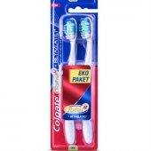 Colgate Diş Fırçası Total Beyazlatıcı 1+1li Orta