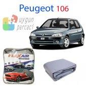 Peugeot 106 Araca Özel Koruyucu Branda 4 Mevsim...