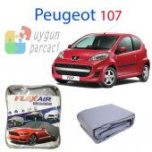 Peugeot 107 Oto Koruyucu Branda 4 Mevsim (A+...