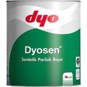 Dyosen Sentetik Parlak Boya 0,75 Lt Boncuk Mavi