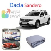 Dacia Sandero Araca Özel Koruyucu Branda 4 Mevsim (A+ Kalite)