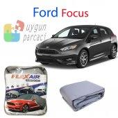 Ford Focus Araca Özel Koruyucu Branda 4 Mevsim...