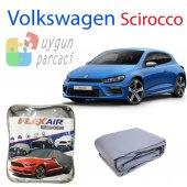 Volkswagen Scirocco Araca Özel Koruyucu Branda...
