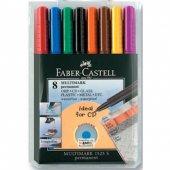 Faber Castell Multimark 1523 Permanent Asetat...