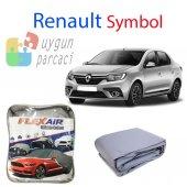 Renault Symbol Araca Özel Koruyucu Branda 4 Mevsim (A+ Kalite)