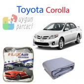 Toyoto Corolla Oto Koruyucu Branda 4 Mevsim (A+...
