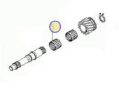 K3500 91-00  MASURA RULMANI - 0024917210B-2