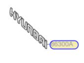 STAREX 08-  AMBLEM -