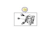 H100 04-/BONGO 05-  YAĞ FİLTRE BRAKETİ-2