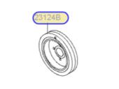 H100 97-05/STAREX 01-/L300 97-08  KRANK KASNAĞI-2