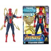 Avengers Infinity War Titan Hero Power Fx Figür