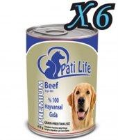 Pati Life Beef Sığır Etli Tahılsız Köpek...