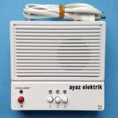 3 Lü Diafon Konuşma Merkezi, Çaycı Diyafon