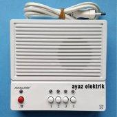4 Lü Diafon Konuşma Merkezi, Çaycı Odacı Kapıcı Di...