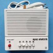 5 Li Diafon Konuşma Merkezi, Çaycı Odacı Kapıcı Di...