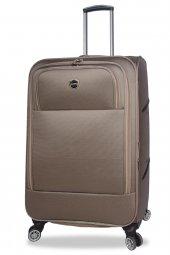 Nk Büyük Boy Kumaş Bavul Valiz