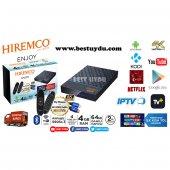 Hiremco Enjoy 4k Uhd Android V.9.0 Tv Box 4gb Ram 64gb Hafıza