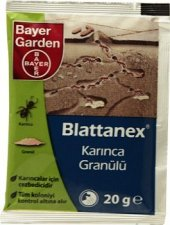 Bayer Garden Blattanex Bayer Karınca Granülü Yemi 20 Gr