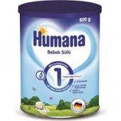 Humana 1 Bebek Sütü 800 Gr Metal Kutu