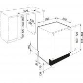Franke Bulaşık Makinesi FDW 614 D10P A+++ other Bulaşık Makinesi-2