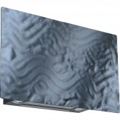 Franke Maris Free by Dror Maris Free 80 Cristallo Nero El yapımı özel tasarım cam Davlumbaz