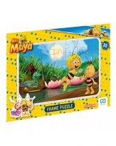 Arı Maya 35 Parça Frame Çocuk Puzzle Ca 5048
