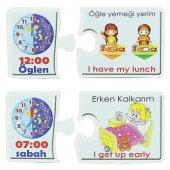 Ingilizce Türkçe Saatler Ve Eylemler