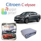 Citroen Clize Araca Özel Koruyucu Branda 4...