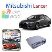 Mitsubishi Lancer Araca Özel Tasarım Koruyucu Branda 4 Mevsim (A