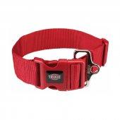 Trixie Köpek Premium Boyun Tasması M L Kırmızı...