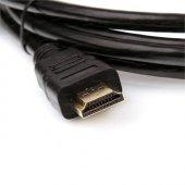 Upjaks Hdmı Kablo V2.0 2m 4k Kalitesi Altın Uçlu Hdmi