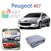 Peugeot 407 Araca Özel Koruyucu Branda 4 Mevsim...