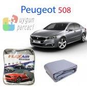 Peugeot 508 Araca Özel Tasarım Koruyucu Branda...