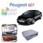 Peugeot 607 Araca Özel Koruyucu Branda 4 Mevsim...