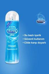 Durex Play Hisset Kayganlaştırıcı Jel 50 Ml