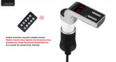 Concord C 603 Kumandalı Bluetoothlu Fm Transmitter