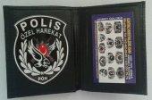POLİS ÖZEL HAREKAT ROZETLI CUZDANI-AL.EMNIYET ADRESINE GONDERILIR