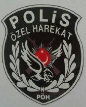 POLİS ÖZEL HAREKAT ROZETLI CUZDANI-AL.EMNIYET ADRESINE GONDERILIR-2