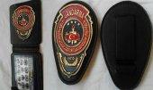 Jandarma Personel Kemer Rozetı Ve Cüzdanı.askerı A...